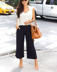 5 Perfect Summer Uniforms (So You Don't Have to Think About What to Wear) via @PureWow