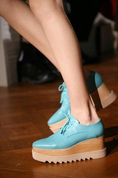 shoes @ Stella McCartney Fall 2014
