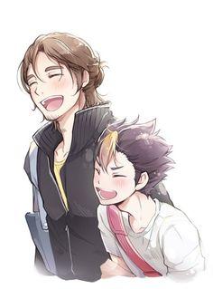 asahi and noya