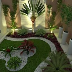 Small garden design ideas are not simple to find. The small garden design is unique from other garden designs. Front Yard Garden Design, Garden Yard Ideas, Backyard Garden Design, Small Garden Design, Backyard Ideas, Yard Design, Small Front Yard Landscaping, Garden Landscaping, Landscaping Design