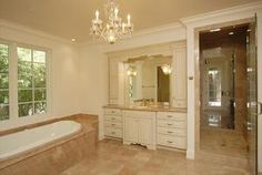 Haley Custom Homes is your nationally recognized luxury custom home builders serving the wider Denver Metro area including Boulder, Aspen & Vail. Spanish Bathroom, Master Bathroom, Custom Home Builders, Custom Homes, Best Architects, Corner Bathtub, Luxury Homes, The Neighbourhood, Interior Design