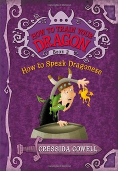 How to Train Your Dragon: How to Speak Dragonese by Cressida Cowell http://smile.amazon.com/dp/0316085294/ref=cm_sw_r_pi_dp_KKH8ub1QEECWE