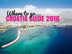 Our top picks for where to go in Croatia this year!! We hope this list inspires you to travel to Croatia real soon.