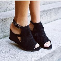 We heard these are the coolest thing on the block  We'll let you decide. '#VeryVolatile 'NOTION' Wedge #Repost via @gypsywarrior