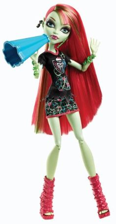 Monster High Ghoul Spirit Venus McFlytrap.