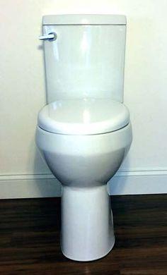 376bd10aafa2c Slim and Tall Convenient Height Toilet Tall Toilets