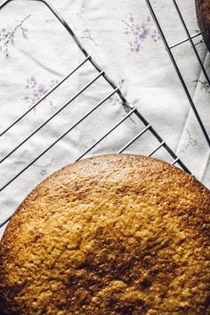 Lace & Lilacs » Vanilla Cake