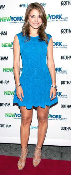 Maria Menounos: NewYork.com Connected to Everything Launch Party: Maria Menounos: NewYork.com Connected to Everything Launch Party