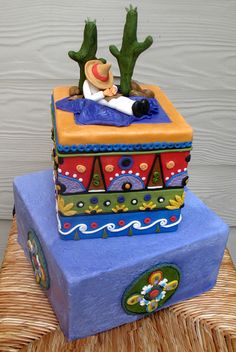Mexican Cake.