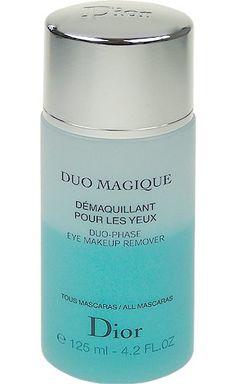 Christian Dior Duo Magique Duo-Phase Eye Makeup Remover 125ml/4.2oz $20.00 #topseller