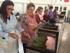 Bedmar y Garcíez celebra su primera Feria del Espárrago con demostraciones culinarias