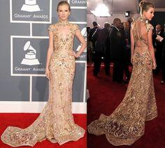 Zuhair Murad 2012 Grammy Taylor Swift