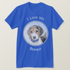 Beagle Painting - Cute Original Dog Art T-Shirt  vizsla puppy, puppy for christmas, puppy essentials #dogs #beagleworld #catsofinstagram, back to school, aesthetic wallpaper, y2k fashion Beagle Art, Beagle Funny, Beagle Gifts, Dog Gifts, Woodstock, Charlie Brown, Beagles For Sale, Miniature Beagle, Pocket Beagle