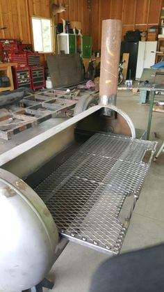 build -New Member- - Page 3 Bbq Smoker Trailer, Bbq Pit Smoker, Diy Smoker, Barbecue Pit, Homemade Smoker, Fire Pit Grill, Bbq Grill, Barbecue Design, Grill Design