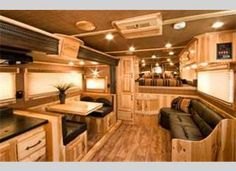 Superbe 2011 Signature Series 8018 01 Living Quarters Horse Trailers With Living  Quarter
