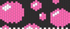 Fuse Bead Patterns, Peyote Stitch Patterns, Kandi Patterns, Beaded Bracelet Patterns, Perler Patterns, Beading Patterns, Kandi Mask, Kandi Cuff, Kandi Bracelets