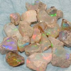 "The opal is said to be many things including the most powerful of healing stones, the stone of hope, the stone of great achievement and even the ""stone of the Gods"".    It is said to be the stone of love, but only to faithful lovers. The opal will bring misfortune to an unfaithful lover."