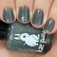 HARE polish: Lost On Abalone Shores Swatches