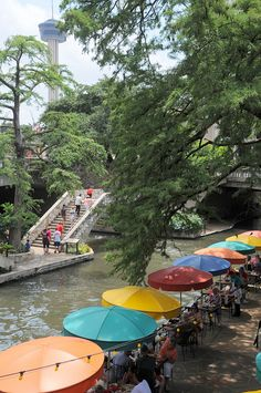 Riverwalk San Antonio Texas....this place looks like a lot of fun!