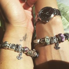 """""""Our matching charms! @ameih you're my #anchor that keeps my feet on the ground and #panda since we met in China #AppreciateYou #BestFriends."""" Thanks for sharing @Poni_inop (Instagram)"""
