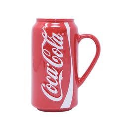 Browse unique Coca-Cola products, clothing, & accessories, or customize Coke bottles and gifts for the special people in your life. Check out Coke Store today! Cute Coffee Mugs, Cool Mugs, Great Coffee, Coffee Drinks, Coffee Names, Iced Coffee, Coca Cola Can, Pepsi, Coke Cans