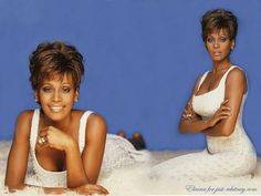Double the Whitney Whitney Houston, I Miss You Like, Toni Braxton, Thanks For The Memories, Free Youtube, Ex Husbands, Bobby Brown, Female Singers, American Singers