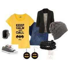 Batman outfit. its cool
