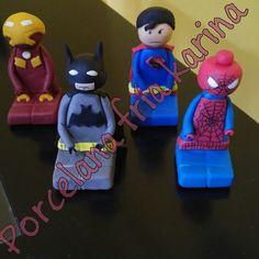 Super heroes lego