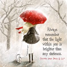remember your light ...