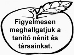 ISKOLAI ÉS OSZTÁLY SZABÁLYOK - tanitoikincseim.lapunk.hu Starting School, Kids Learning, Teacher, English, Play, Professor, Teachers, English Language