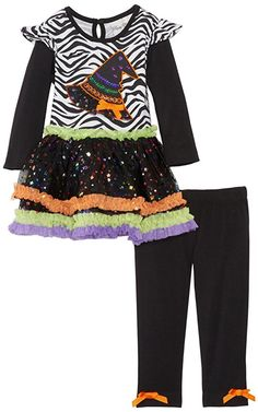 Halloween Baby Girl Outfit Pant Set   Halloween Wikii