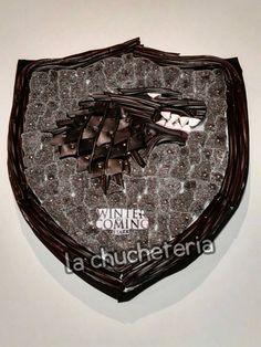 Escudo juego de tronos por LACHUCHETERIA en Etsy