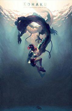 Magazine - Ghibli Re-Imagined