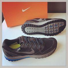 Arrivage des Nike Zoom Wildhorse GoreTex.