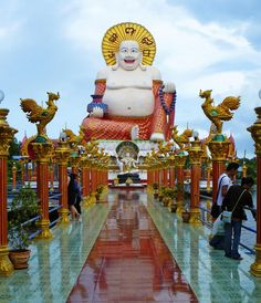 Big Buddha - Koh Samui, Thailand