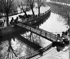 Bridge of Four Lions