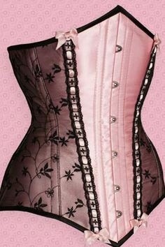 Corset Pink