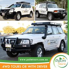 We have the right 4WD for you to hire with all camping equipment included, suitable for number of people travelling! (except hygienic cooking Items)  Enquire now for an obligation FREE QUOTE! For more information visit our website http://palmtours.com.au/4wd or call us on 0450164144.  #4wd #4wdhire #4wdforhire #palmtours #4wdtours