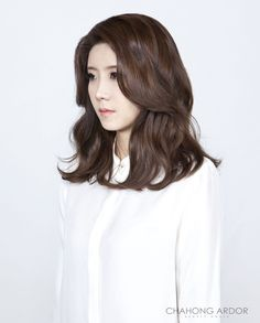 Royal Bold Wave 로얄 볼드 웨이브 Hair Style by Chahong Ardor