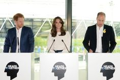 The Duke and Duchess of Cambridge and Prince Harry will celebrate #WorldMentalHealthDay with a heads together event @TheLondonEye on 10 Oct. The theme of World Mental Health Day is the value of &#8…