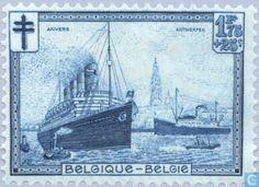 Belgium [BEL] - Landscapes 1928
