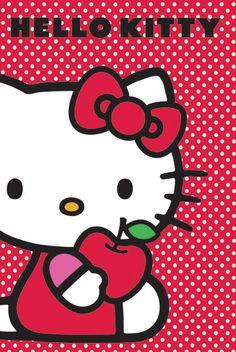Hello Kitty Poster