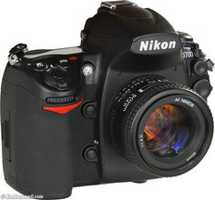 The Nikon D700 is Nikon's, and the world's, best serious digital camera. The old professional D3 costs more and runs faster for sports, but the D700 is newer, smarter, smaller and lighter.