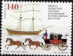 Portugal naval and mail coach