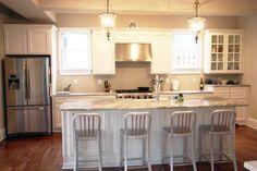 Off White Kitchen Cabinets With Granite Countertops Qdxjnj