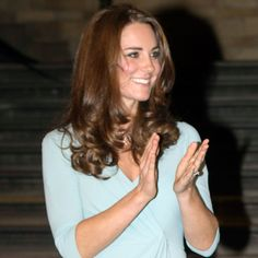 The latest Kate Middleton, Duchess of Cambridge, news, fashion, style and pictures from the Marie Claire team Kate Middleton Wedding Dress, Natural History Museum London, Princess Kate, Duchess Of Cambridge, Marie Claire, Wedding Reception, Awards, Long Hair Styles, Bridal