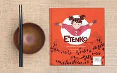 📖 Etenko en la Feria del Libro de Xixón Illustrations