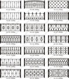 forged lawn fences- ограждения газонные кованые forged lawn fences - in 2019 Grill Gate Design, Balcony Grill Design, Balcony Railing Design, Iron Gate Design, House Gate Design, Window Grill Design, Fence Design, Iron Stair Railing, Metal Stairs
