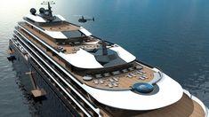 The Ritz Carlton cruise ship