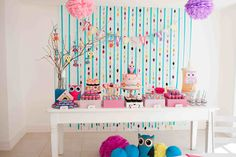 Pretty Little Owl party